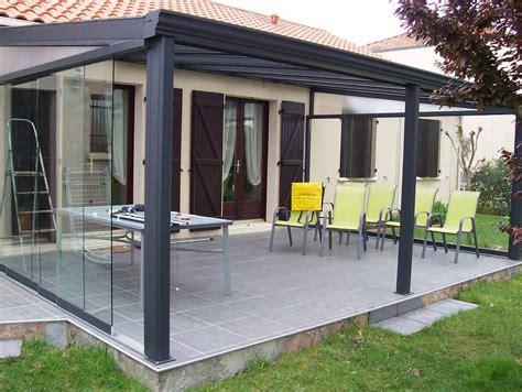 pergola aluminium toit verre 28 images o 249 trouver une pergola en aluminium 224 toit plat