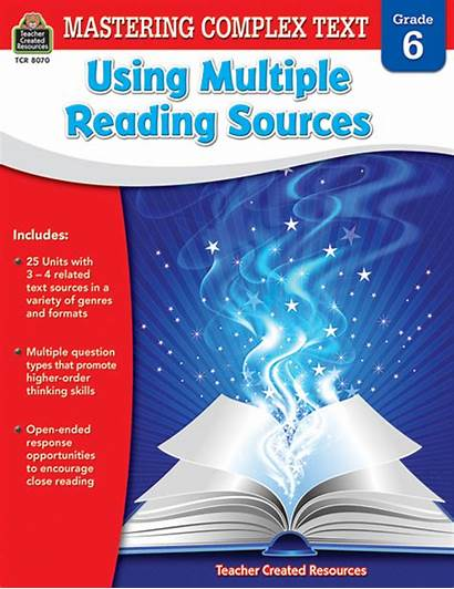 Reading Sources Multiple Grade Complex Using Mastering