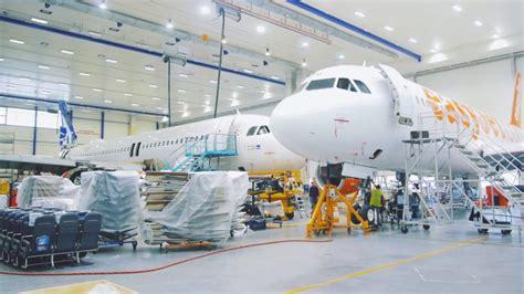 Adria Tehnika, aircraft maintenance - YouTube