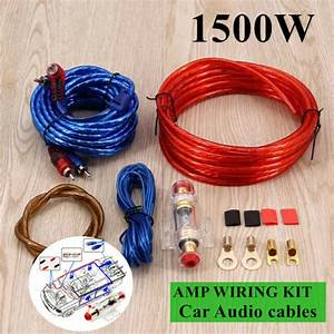 47  Wiring Kit For Subwoofers And Amp 0 Gauge Background