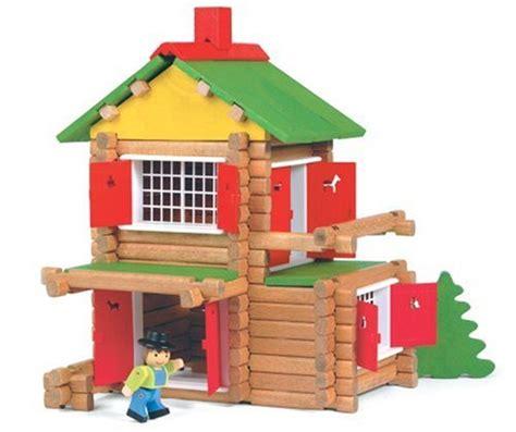 jeu de maison a construire construire un jouet en bois