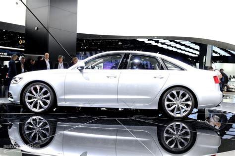 Audi A6 Hybrid by Audi A6 Hybrid Not Coming Until 2015 Autoevolution