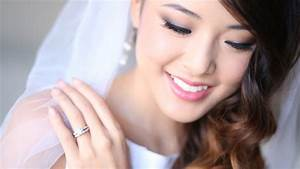 Bridal Makeup Tutorial for Monolids & Small Creases - From ...