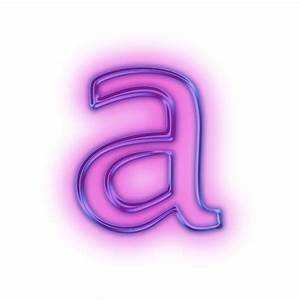 letter a icon 112615 icons etc With neon letter a