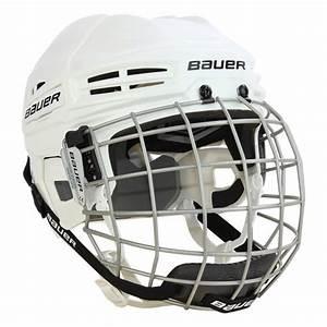 Bauer Ims 5 0 Hockey Helmet Combo Helmets Combo Hockey