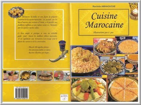 livre de cuisine a telecharger telecharger le livre de cuisine marocaine rachida hamaouche