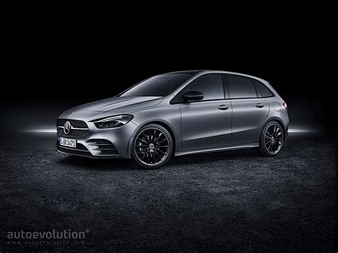 Review Mercedes B Class by 2019 Mercedes B Class Review Autoevolution