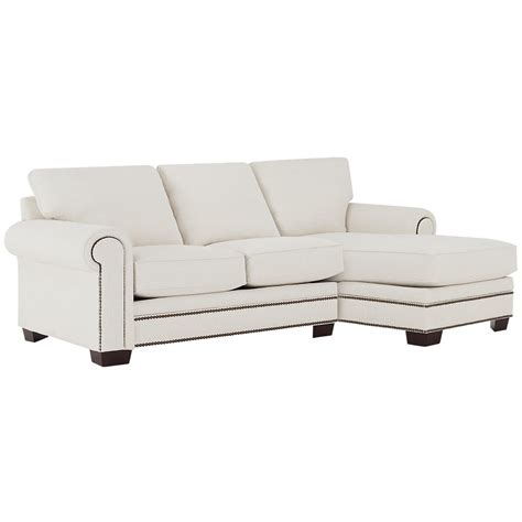 white fabric sectional sofa with chaise city furniture foster white fabric right chaise sectional