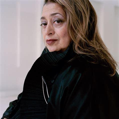 Postscript Zaha Hadid, 19502016  The New Yorker