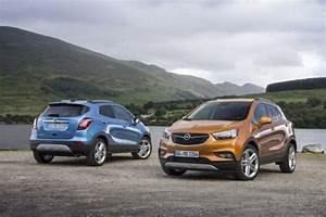 Opel Crossland Ultimate : los opel crossland x y mokka x reciben el acabado ultimate autof cil ~ Medecine-chirurgie-esthetiques.com Avis de Voitures