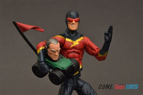 "Come, See Toys: Marvel Legends Series 6"" Speed Demon ..."