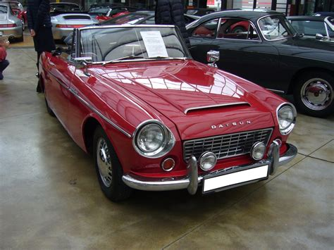 Datsun Sports by Datsun Sports Quot Fairlady Quot 1959 1970 W 228 Hrend Seiner