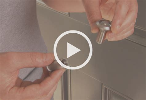 how to install a peephole in a door installing a door peep at the home depot