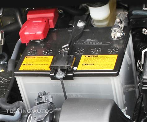 car battery    replaced