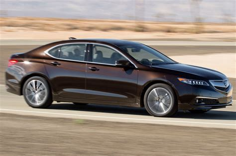Acura Tl Sh Awd 0 60 by 2015 Acura Tlx 3 5 Sh Awd Test Motor Trend