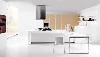 interior kitchen images modern snow white kitchen interior stylehomes net