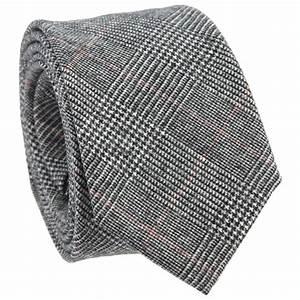 Graue Tapete Mit Muster : graue krawatte mit rotem glencheck muster the nines ~ Orissabook.com Haus und Dekorationen
