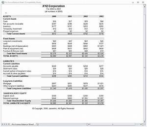 Pro Forma Financial Statement Template Excel Proforma Income Statement Proforma Income Template