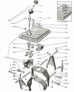 8n Ford Tractor Steering Gear Box Diagram