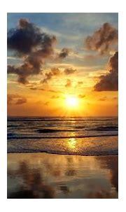 Download wallpaper 1920x1080 sea, beach, sunset, sun ...