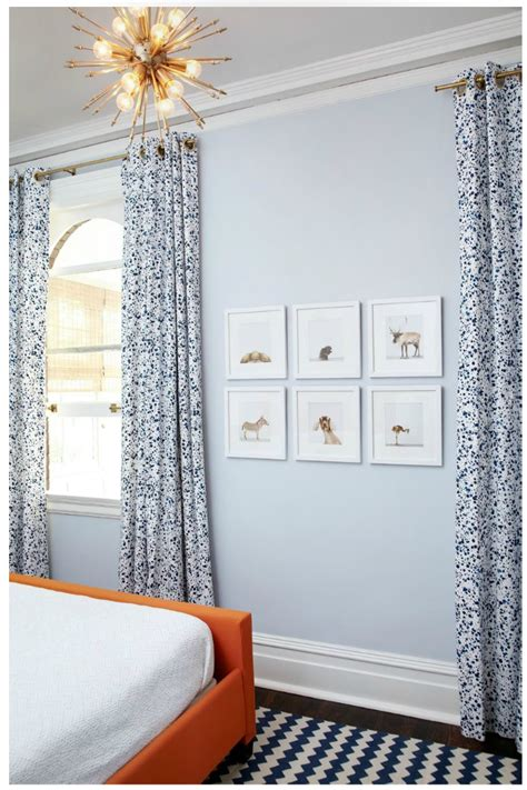 light blue walls what color curtains what color curtains look good with light blue walls