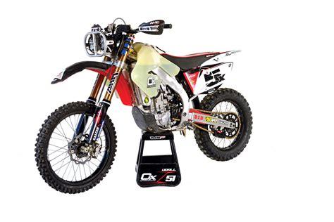 win a motocross bike dirt bike magazine team ox how to win baja