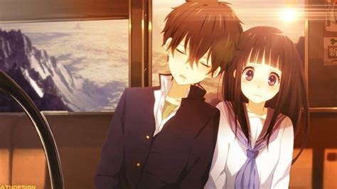 anime couples wallpapers