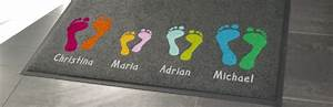 Fußmatte Mit Namen : personalisiert mit namen mattilde die matte mit pfiff ~ Frokenaadalensverden.com Haus und Dekorationen