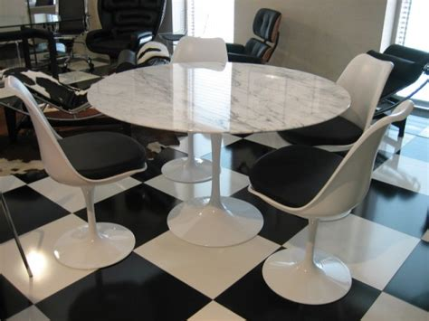 eames tulip table images marble coffee tables on ebay