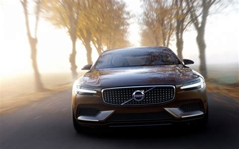 2014 Volvo Concept Estate Wallpaper