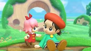 Kirby Star Allies Adeleine Ribbon Trailer Nintendo
