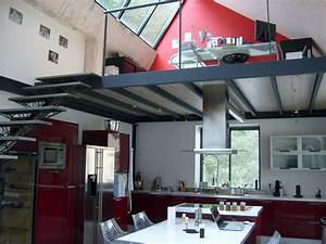 Mezzanine Metallique En Kit : r alisation mezzanines m talliques sur mesure ~ Premium-room.com Idées de Décoration