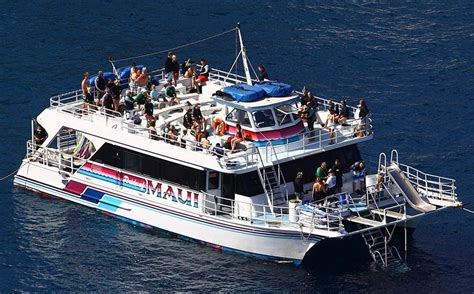 Boat From Hawaii To Maui by Maui Hawaii Tours Discount Specials Pride Of Maui