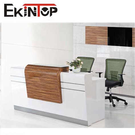 office furniture curved reception desk used reception desk