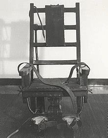 electric chair wikipedia the free encyclopedia