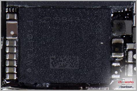iphone  model  intel modem confirmed  mah