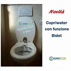 Copriwater Bidet Sedile Con Funzione Bidet