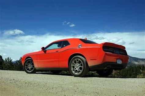 2017 Dodge Challenger Gt Second Drive