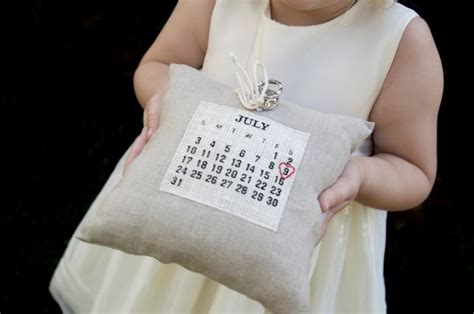 creative diy ring bearer pillow ideas