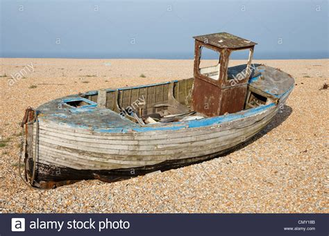 Small Boat With Bed by Wooden Fishing Boat In Bad Condition After Years Of