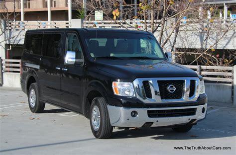 2013 Nissan Nv 3500 Passenger Van Interior Cargo Area