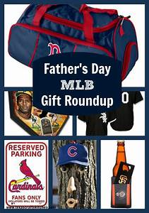 Father's Day MLB Gift Roundup - Texas Crafty Kitchen