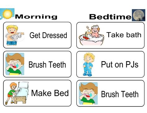 Not Done Growing Toddler Chore & Reward Charts
