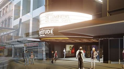 New Brisbane Music Venue The Fortitude Music Hall Backed
