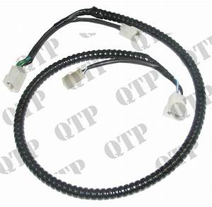 Wiring Loom 135 240 For Mudguard Lh