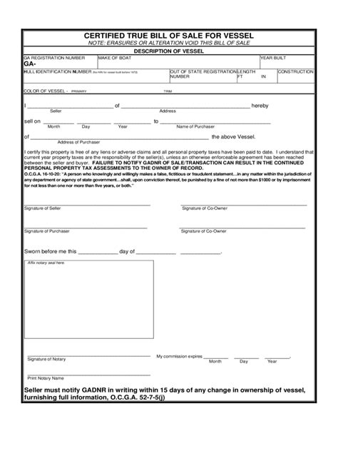 west virginia bill  sale form  templates