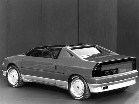 citroen xanthia concept   concept cars