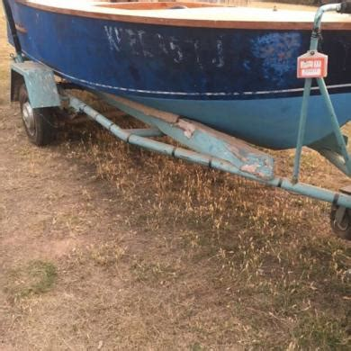 Ski Boat Australia by Timber Ski Boat For Sale In Australia