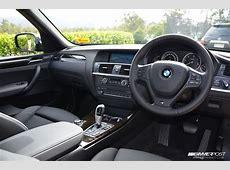 Dr Stig 2's 2011 BMW X3 30D MSport BIMMERPOST Garage