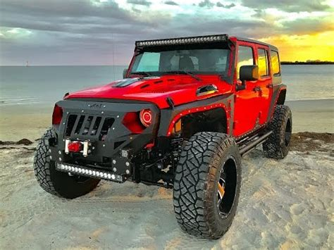 jeep kraken kraken custom 2017 jeep wrangler dragon edition youtube